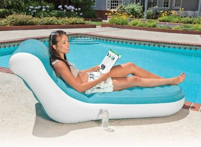 Fotel Pufa Lounge Splash 68880 Intex
