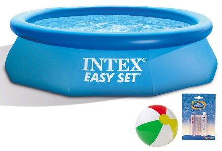 Basen Intex 28130 Easy Set 366 x 76 cm