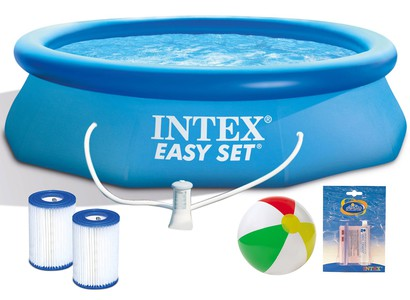 Basen Intex 28132 Easy Set 366 x 76 z pompą