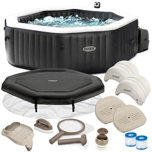 PureSpa Jet & Bubble Deluxe Intex 28462 6 osobowe