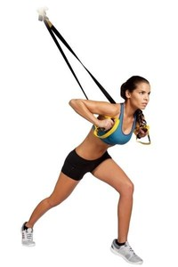 Pasy Total Body Suspension Trainer T.B.S.T.