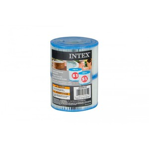 Filtr do PureSPA Intex 29001 dwupak