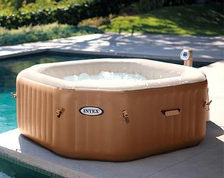 PureSpa Bubble Therapy Intex 28414