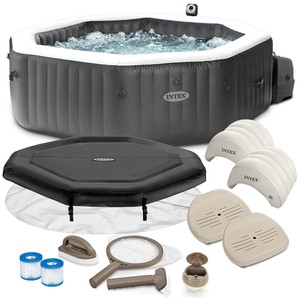 PureSpa Jet & Bubble Deluxe Intex 28458 4 osobowe