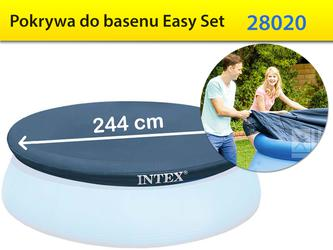 Pokrywa do basenu Easy Set 244 cm Intex 28020