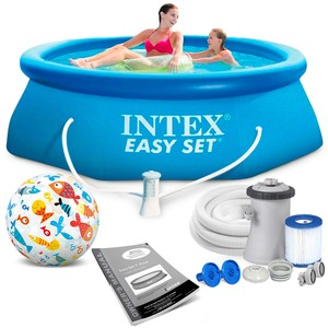 28122 Basen Intex Easy Set 305 x 76 cm z pompą