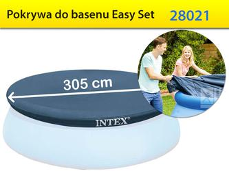 Pokrywa do basenu Easy Set 305 cm Intex 28021