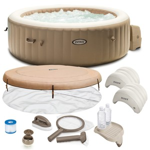 PureSpa Bubble Massage Intex 28428 6 osobowe