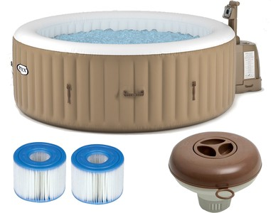 Spa Bubble Therapy Jacuzi Hydromasaż Intex 28408