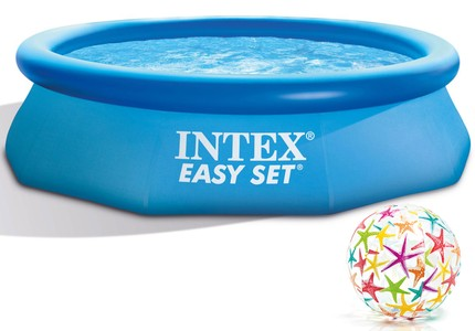 Basen Intex 28110 Easy Set  244 x 76 cm